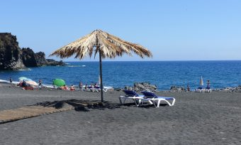 Kuststrook Playa Charco Verde