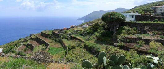 Akkers en dorpen La Palma