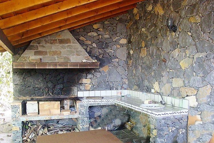 Barbecue keuken