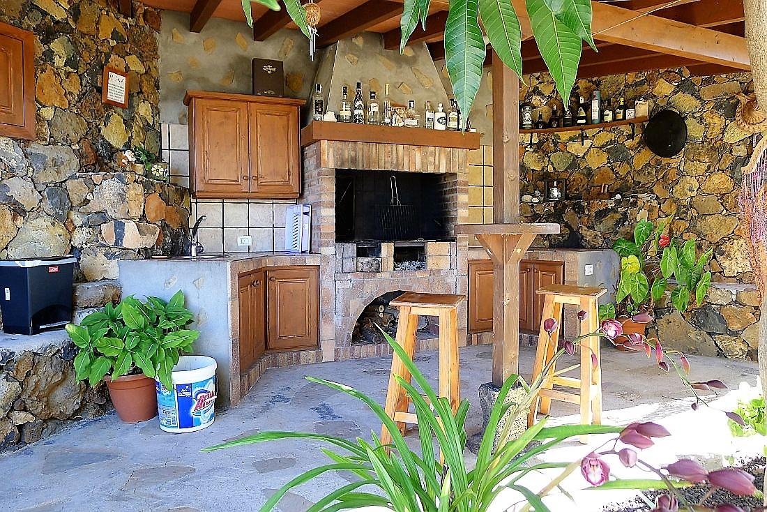 Bodega barbecue keuken