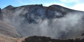 Cumbre Vieja vulkanen La Palma