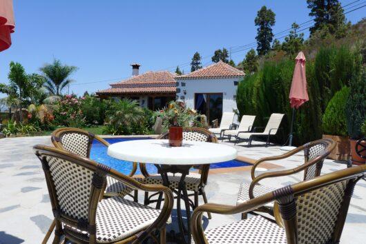 Villa Cameleon, een heerlijk huis.