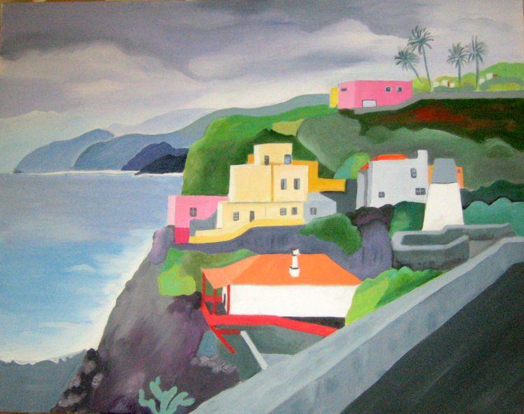 Artist impresion La Palma