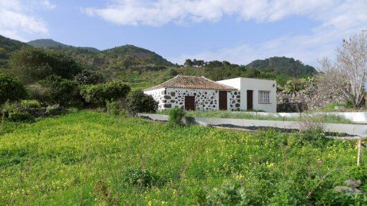 Landelijke streek La Palma