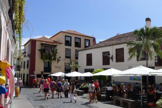 La Palma Rondreis santa Cruz