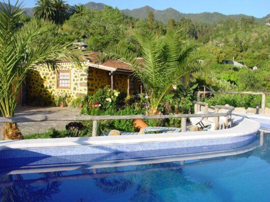 La Palma vakantiehuizen Tijarafe