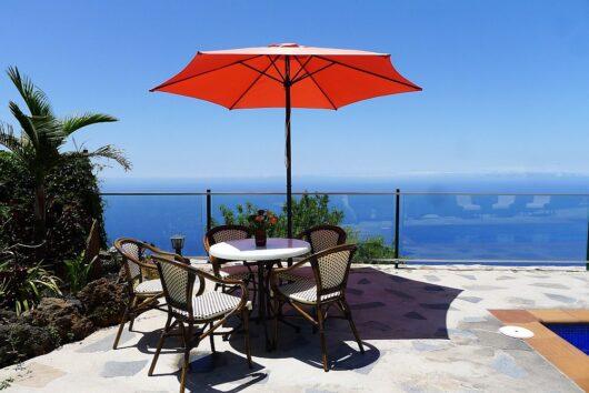 Vrijstaande villa in het westen van La Palma.