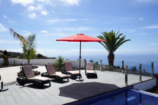 La Palma villa Diamante, privé zwembad