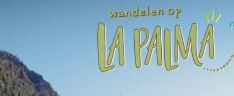 La Palma wandelen website