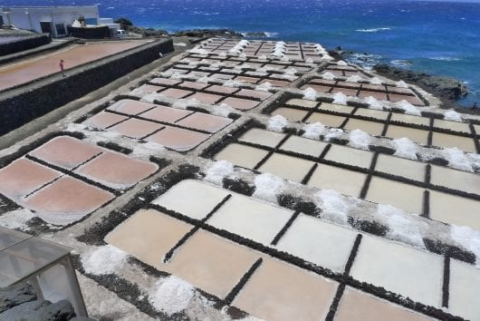 De zoutvelden, Las Salinas