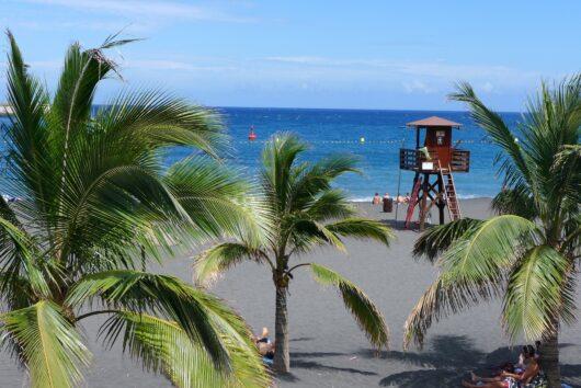 La Palma Strand Bajamar