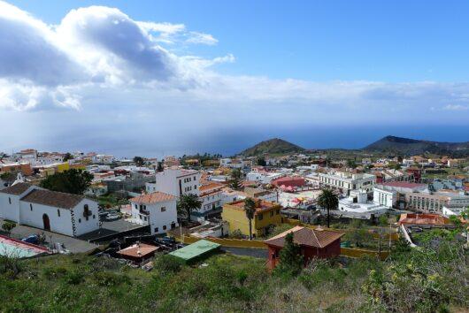 zuiden van La Palma rondreis