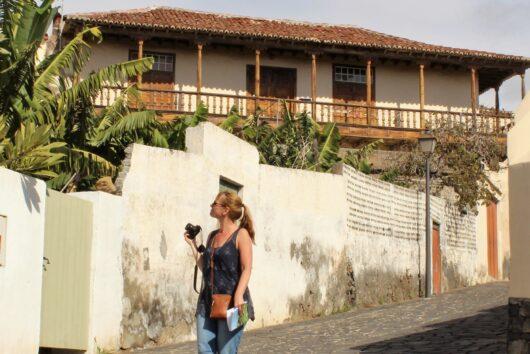 Reisgids dorpswandeling Tablado