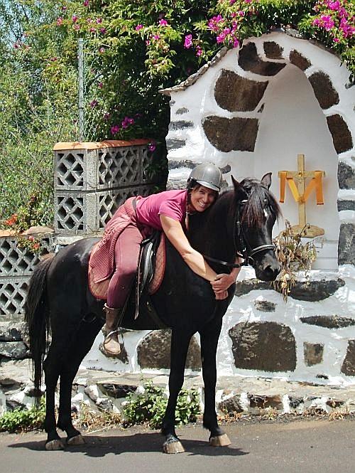 Paardrijden op La Palma