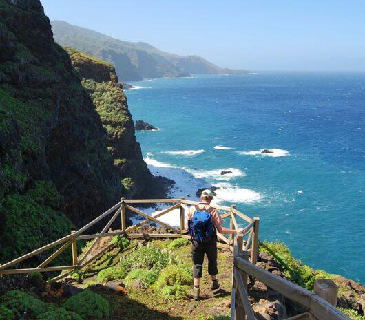La Palma rondreis wandelen