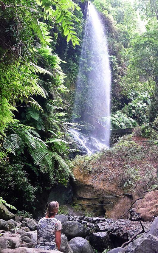 Marjan waterval Los Tilos