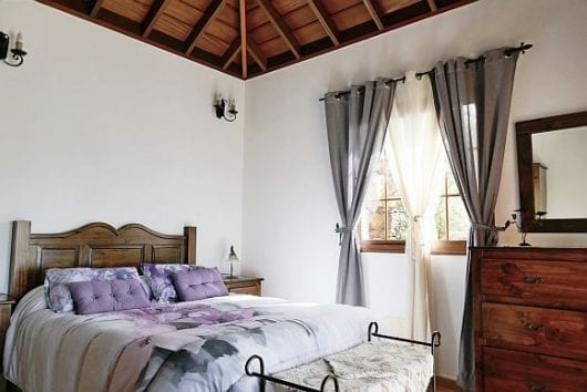 slaapkamer tweepersoonsbed