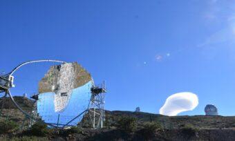 Telescopen La Palma