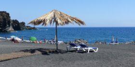 stranden La Palma