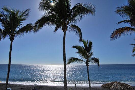 Stranden La Palma westen