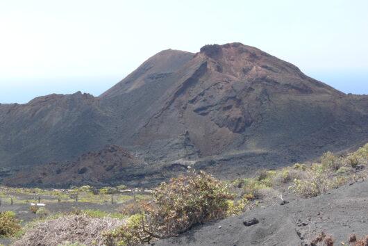 Teneguia vulkaan