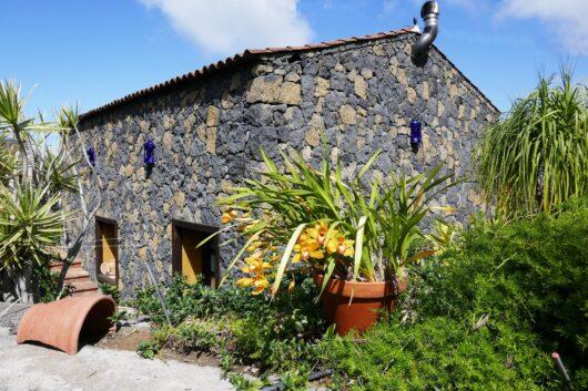 Vakantiehuis Cerca, privacy en romantiek.