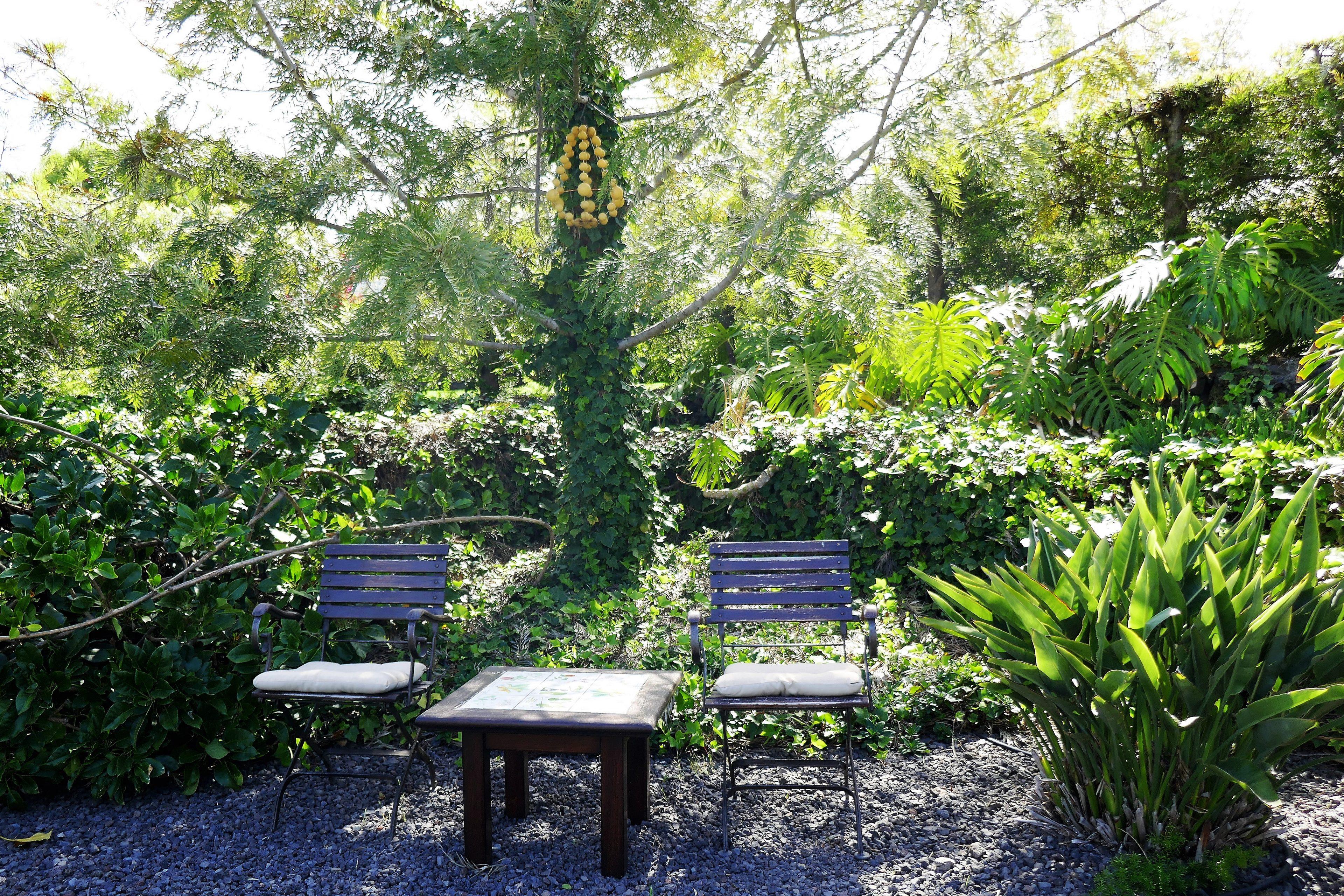 Tuin is een privé park