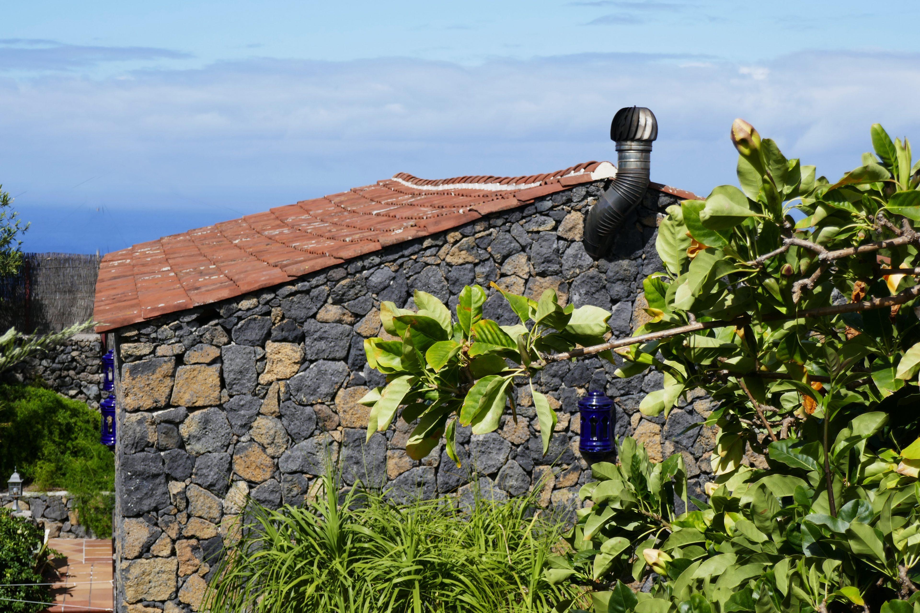 Vakantiehuis Cerca centraal op La Palma.