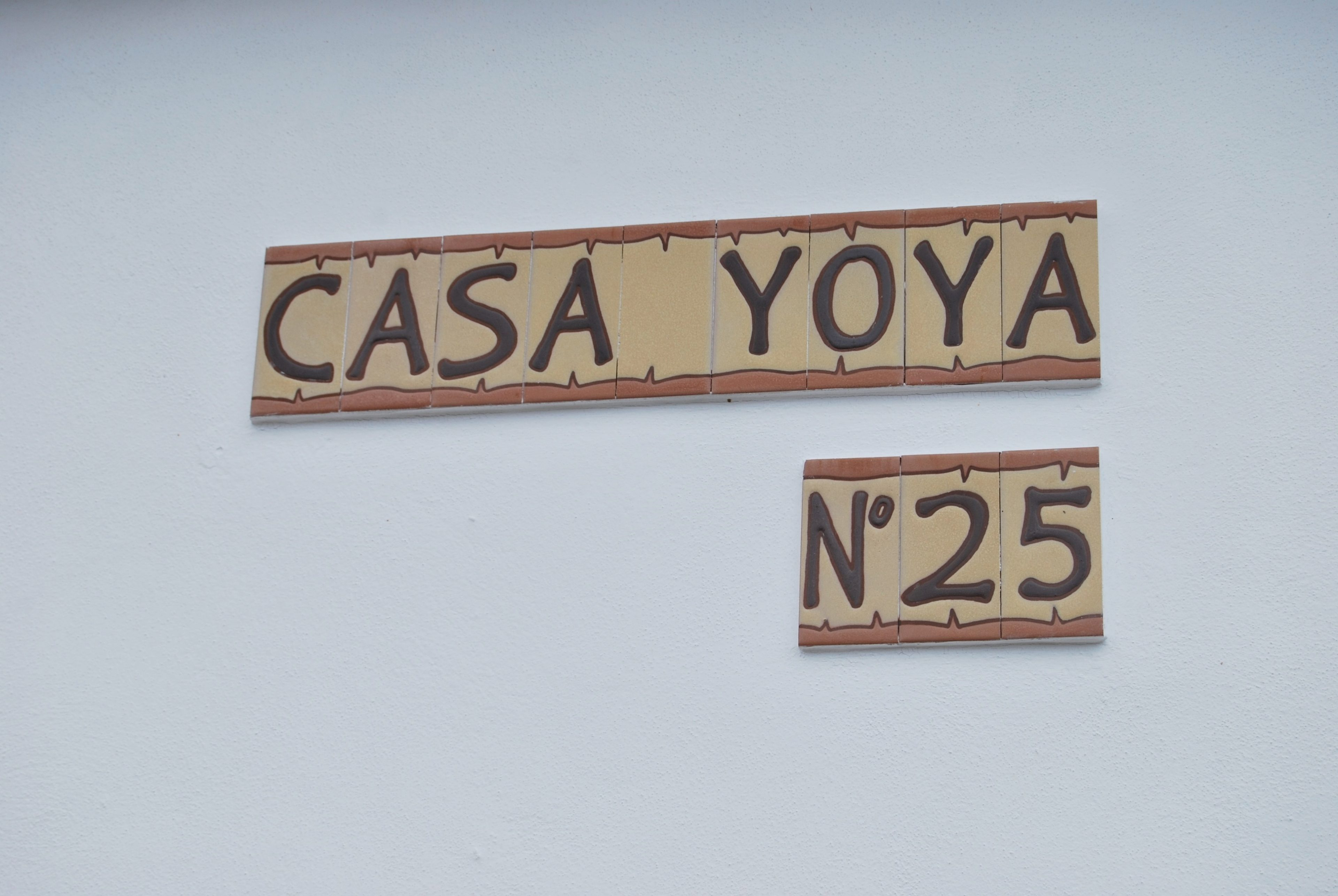 Vakantiehuizen La Palma, Yoya