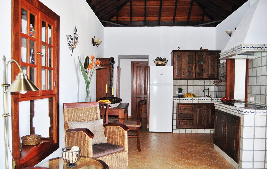 Authentieke Vakantiehuizen La Palma, Tijarafe
