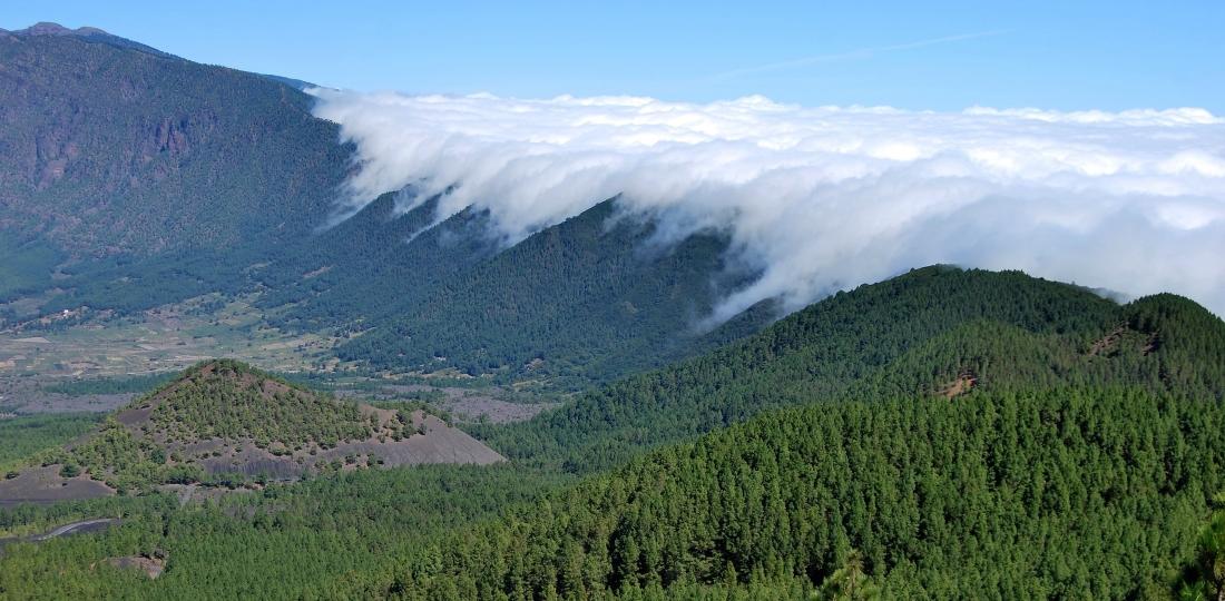 Weer klimaat La Palma