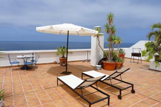 Appartement strand La Palma