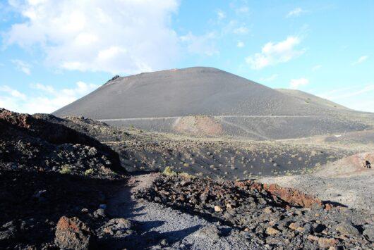 Het vulkanische zuiden
