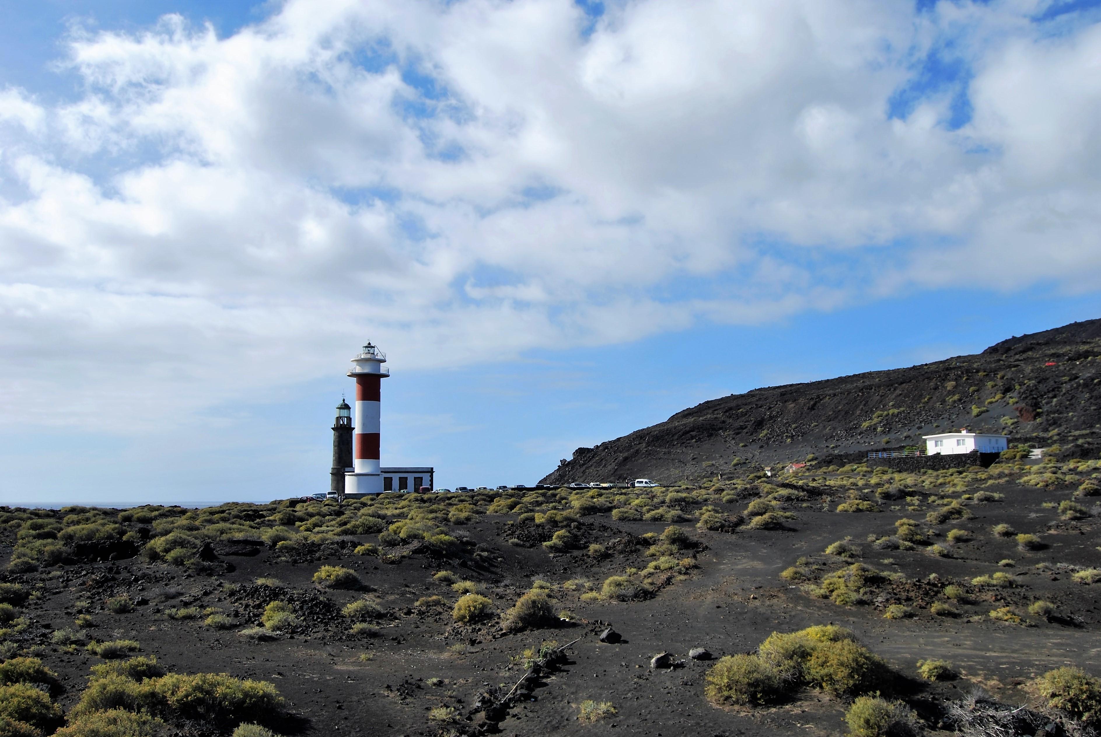 Zuidspits van La Palma